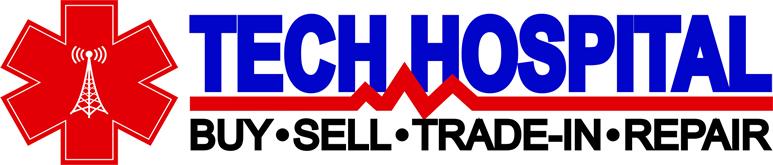 Tech Hospital Ponte Vedra, FL iPhone Repair Logo